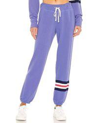 Sundry - 3 Color Stripe Sweatpant - Lyst