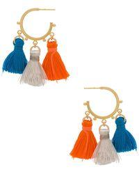Haati Chai - Rajasthani Earrings - Lyst
