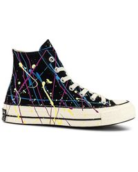 Converse - Chuck 70 Archive Paint Splatter Print スニーカー - Lyst