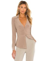 Song of Style - Earnest Top - Lyst