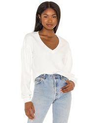 Monrow スウェットシャツ - ホワイト