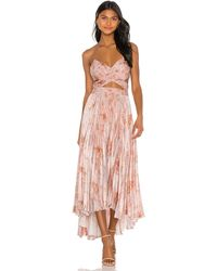 AMUR Lumi ドレス - ピンク