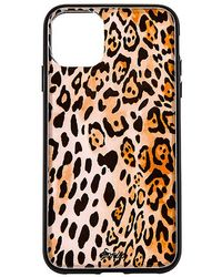 Sonix Watercolor Leopard 11 Pro Max Case - Multicolour