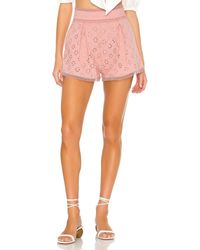 Nbd Anzhela Shorts - Pink