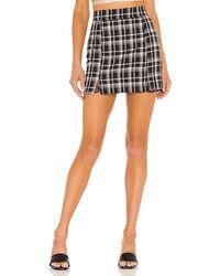 superdown Zoey Mini Skirt - Black