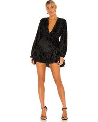 Hemant & Nandita Noire ドレス - ブラック