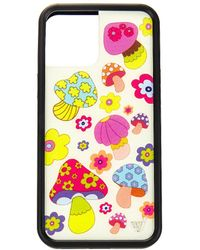 Wildflower Чехол Для Iphone В Цвете Groovy Shroom - Черный