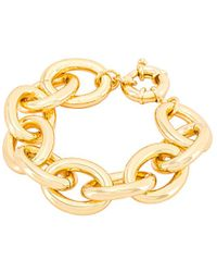 Gorjana Lou Statement Bracelet - Metallic