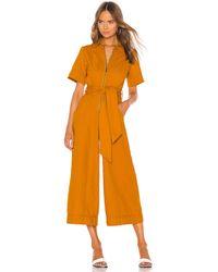 C/meo Collective Regardless Jumpsuit. Size Xs,xxs. - Orange