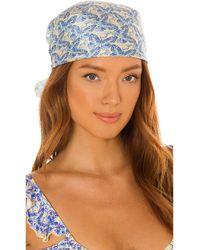 Frankie's Bikinis Banda para el pelo heidi - Azul