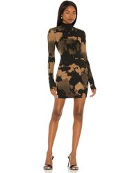 Cotton Citizen ドレス - ブラウン