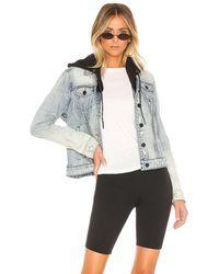 Blank NYC Casual Encounter Jacket. Size XS,M. - Grau