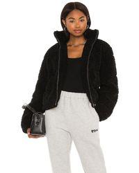 Bella Dahl - Faux Fur Puffer Jacket - Lyst