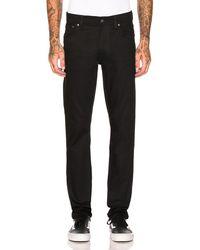 Nudie Jeans Джинсы Lean Deam В Цвете Сухой Черный - Black. Размер 28x32 (также В 30x32).
