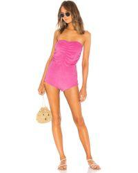 Indah - Rimba Romper In Pink - Lyst
