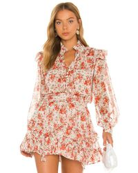 MISA Los Angles Analeigh トップ - レッド