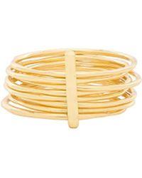 Gorjana - Josey Ring In Metallic Gold - Lyst