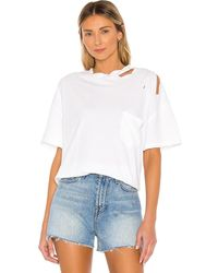 Free People Rubi Tシャツ - ホワイト