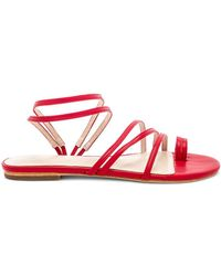 RAYE - X House Of Harlow 1960 Glimmer Sandal - Lyst