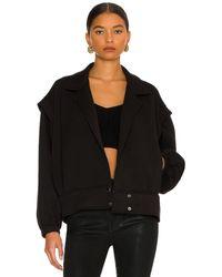 Amanda Uprichard Rebel Jacket - Black