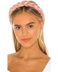 8 Other Reasons Twist Headband - Pink