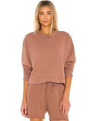 LNA Cropped Sweatshirt - Multicolour