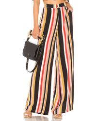 House of Harlow 1960 - X Revolve Mona Pant In Red - Lyst
