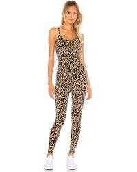 LNA Leopard Onesie - Mehrfarbig