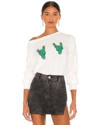 Wildfox Rock On Saguaro Sweatshirt - Multicolor