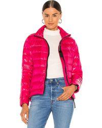 Canada Goose Куртка Cypress В Цвете Burdock Pink - Розовый