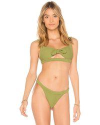Kopper & Zink - Molly Bikini Top - Lyst