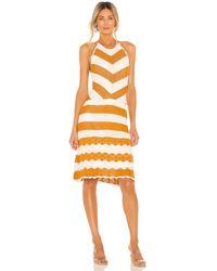 BCBGeneration Sweater ドレス - オレンジ