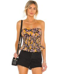 Free People One More Time Tube Top - Black