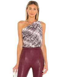 Cami NYC Darby Bodysuit - Lila