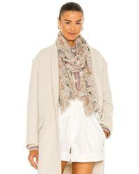 Isabel Marant Nandiae スカーフ - ホワイト