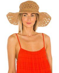 Seafolly Daisy Chain Hat - Multicolor