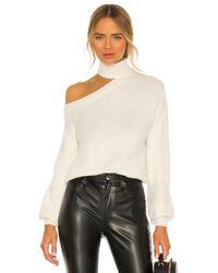 Camila Coelho Davey セーター - ホワイト