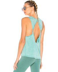 Beyond Yoga | Twist It Up Tank | Lyst