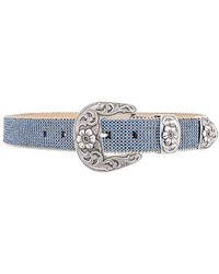 Urban Outfitters X Revolve Dolly Belt - Blue