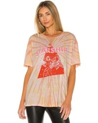 One Teaspoon Starship Tシャツ - マルチカラー
