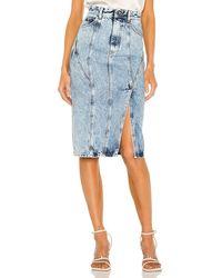 IRO Aypril Skirt - Blau