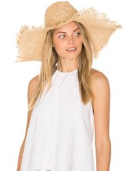 Florabella Harper Hat - Natural