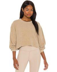 Strut-this X Revolve Sonoma Sweatshirt - Natural