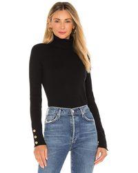 L'Agence Odette セーター - ブラック