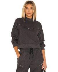 Tularosa Studded スウェットシャツ - グレー