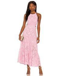 Karina Grimaldi X Revolve Lily Dress - Pink