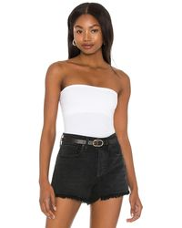 Free People Carrie Tube Top - White
