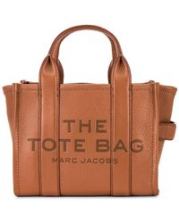 Marc Jacobs Traveler トート - ブラウン