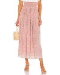 Natalie Martin Bella Skirt - Pink