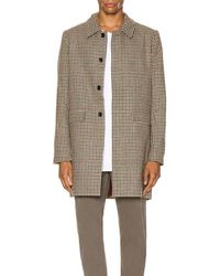 Native Youth Basingstoke Overcoat - Braun